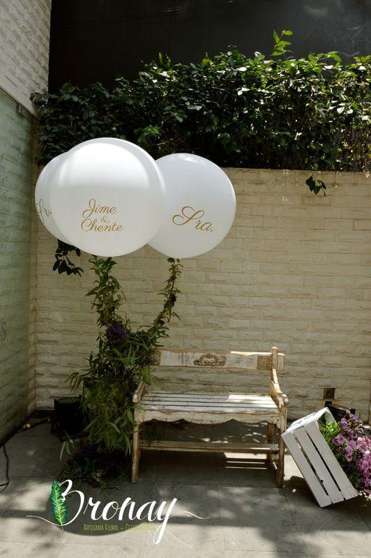 garden baloons