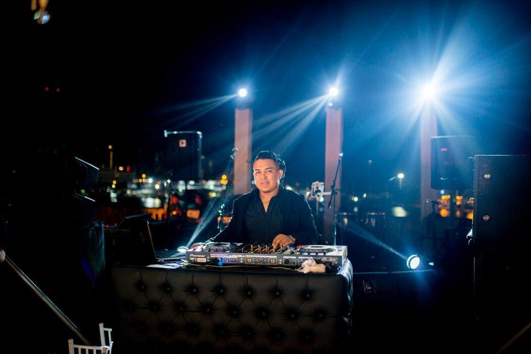 DJ Camilo Hernández