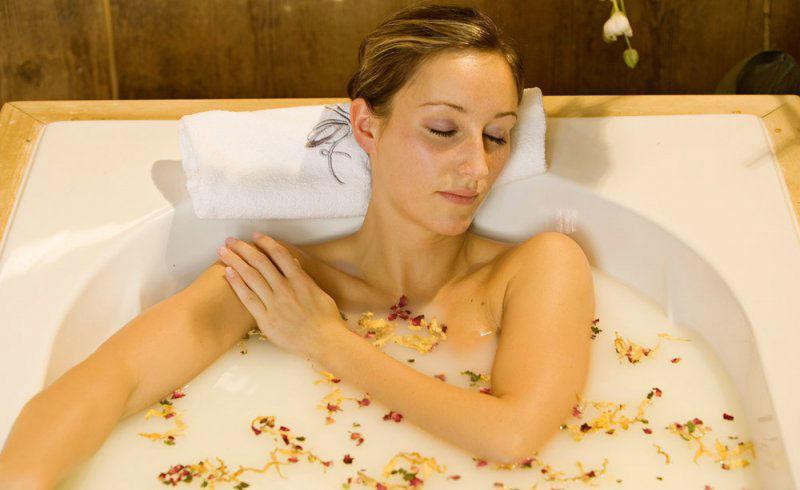 Beispiel: Wellness und Spa, Foto: Hotel Zur Bleiche.