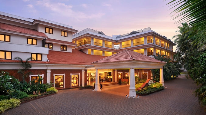 Double Tree by Hilton Arpora, Goa