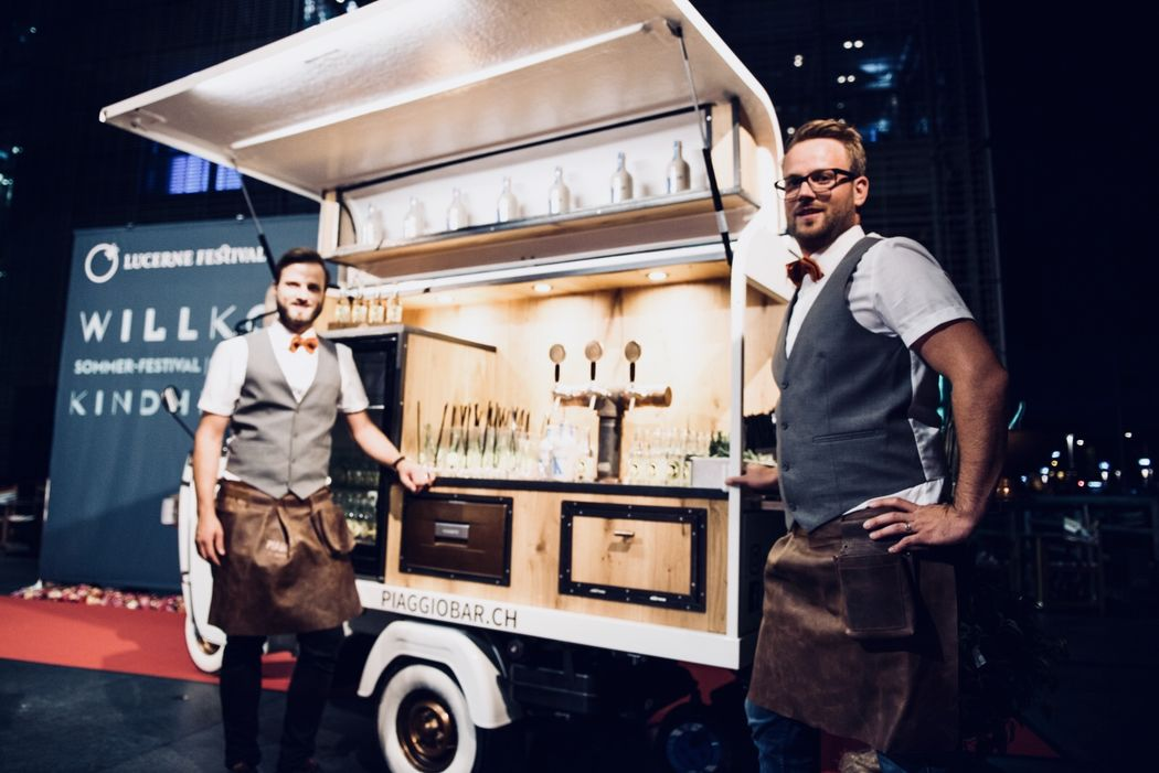 Piaggio Bar No.1 - by Aussie Bros GmbH