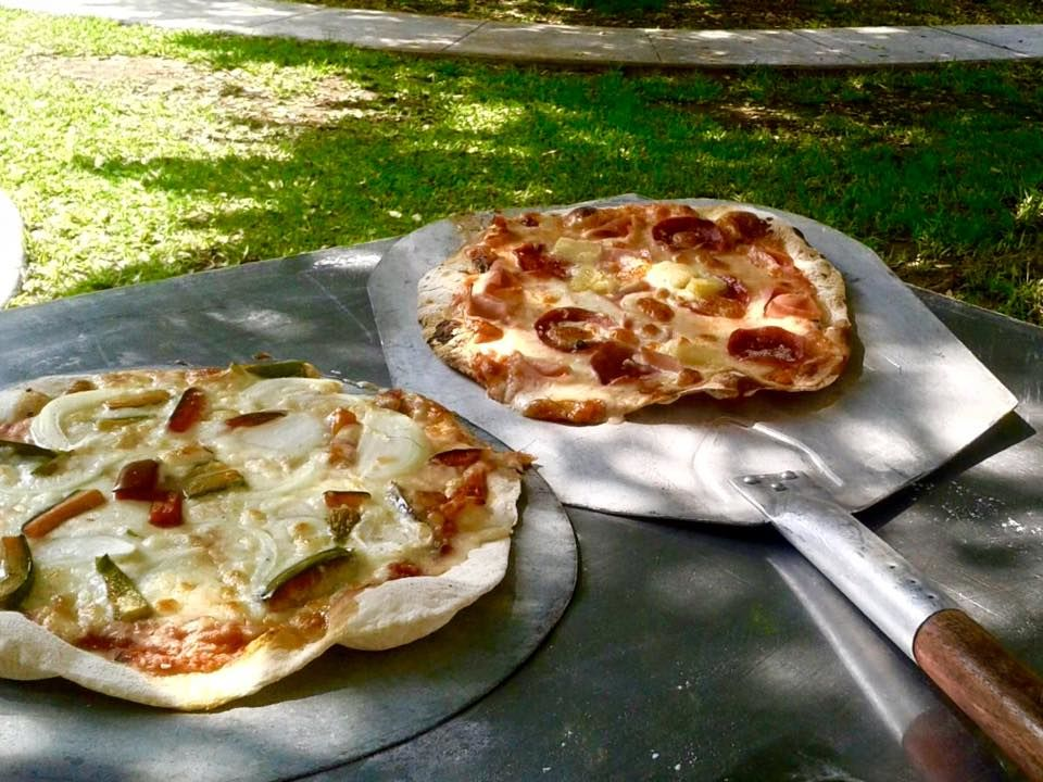 Pizza al volo catering
