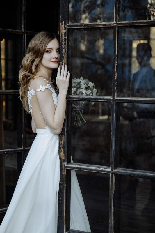 Свадебный стилист-визажист Анастасия Маханькова