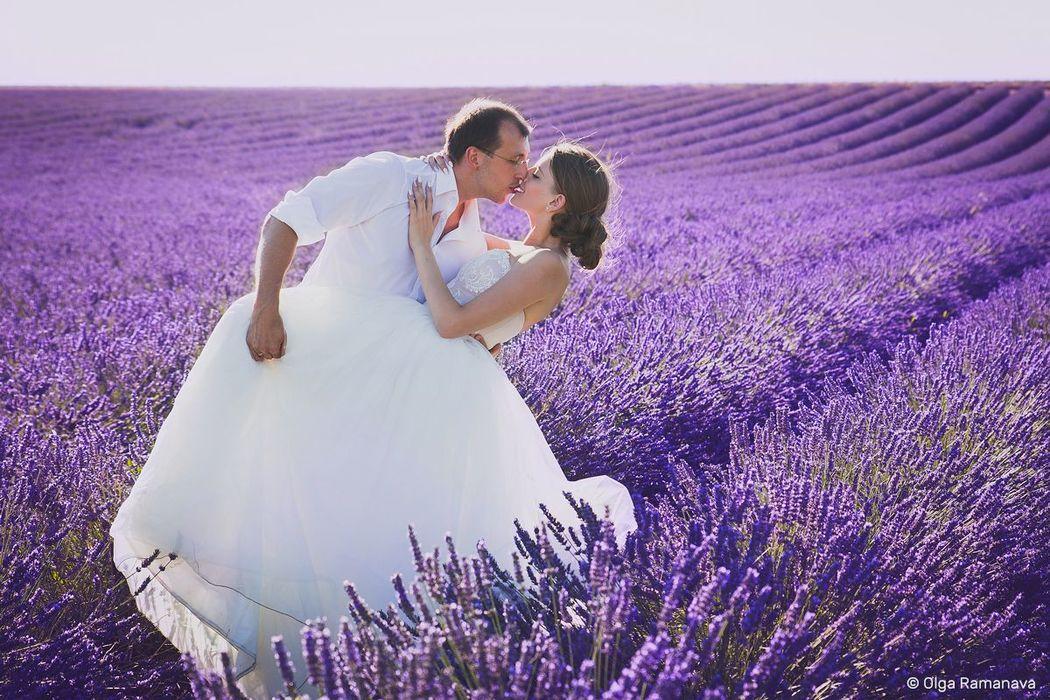 Photo de mariage, France, Provence