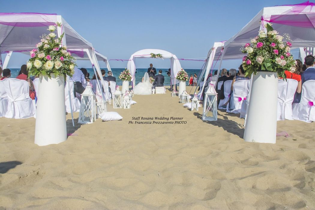 Wedding on the beach Catania