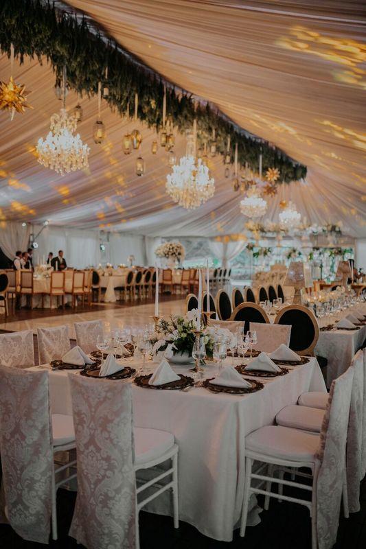 Dana Balbuena wedding and event planner