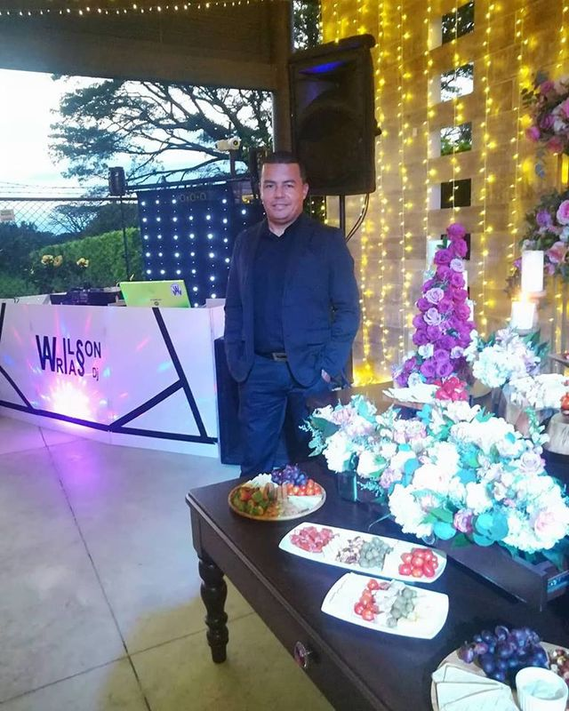 Wilson Arias Dj eventos