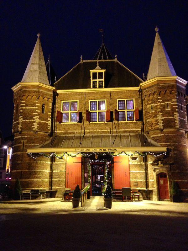 Restaurant-Cafe In de Waag