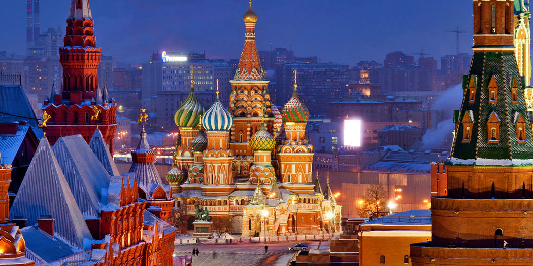 RUSIA Y BÁLTICOS