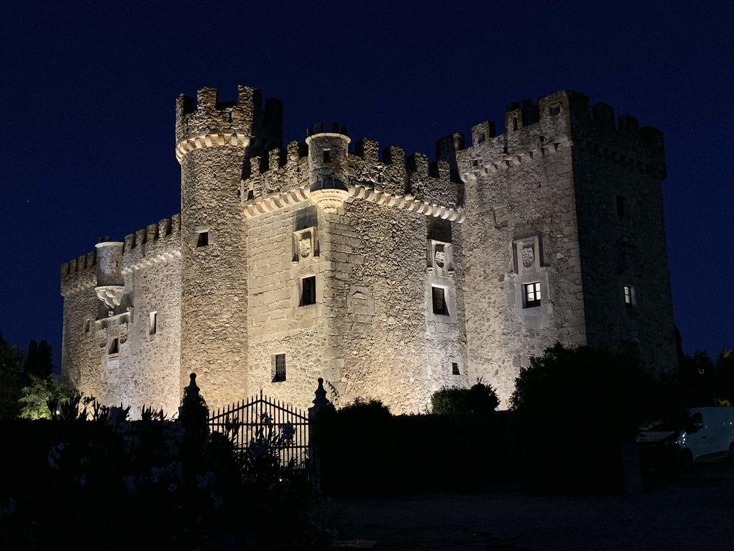 El Castillo de la Arguijuela