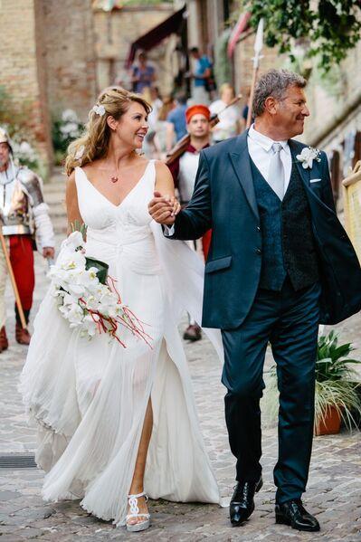 Matrimonio Ambra Orfei