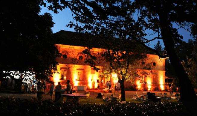 Château Calaoué - L'Orangerie