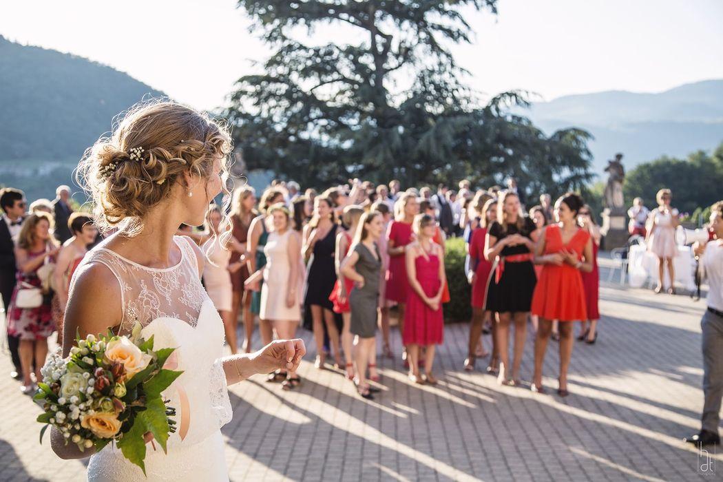 Amédézal® mariage au château d'Urbilhac