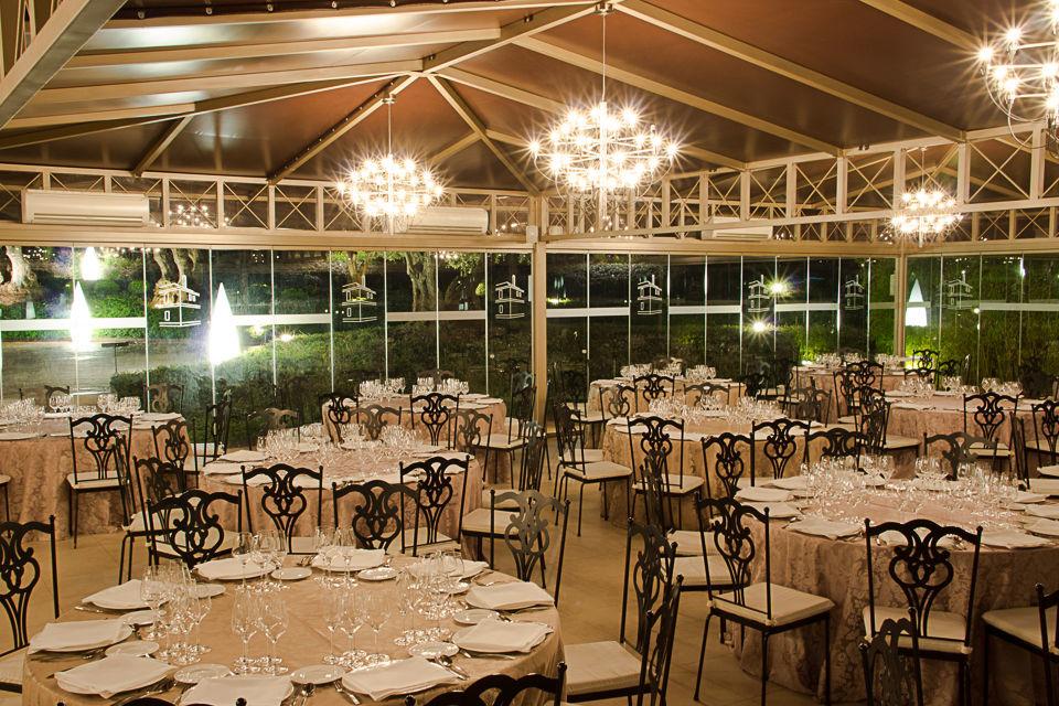 Salón de Jardín El Mirador.