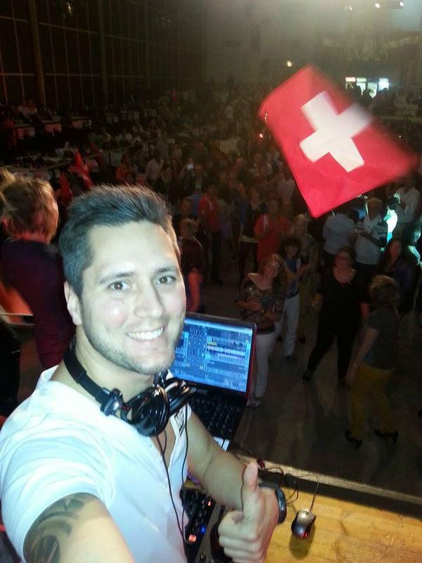 Beispiel: DJ Onkpi, Foto: DJ Onkpi.