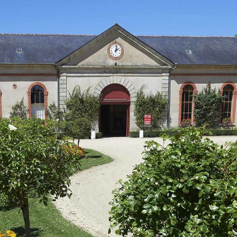 Le Haras national d'Hennebont