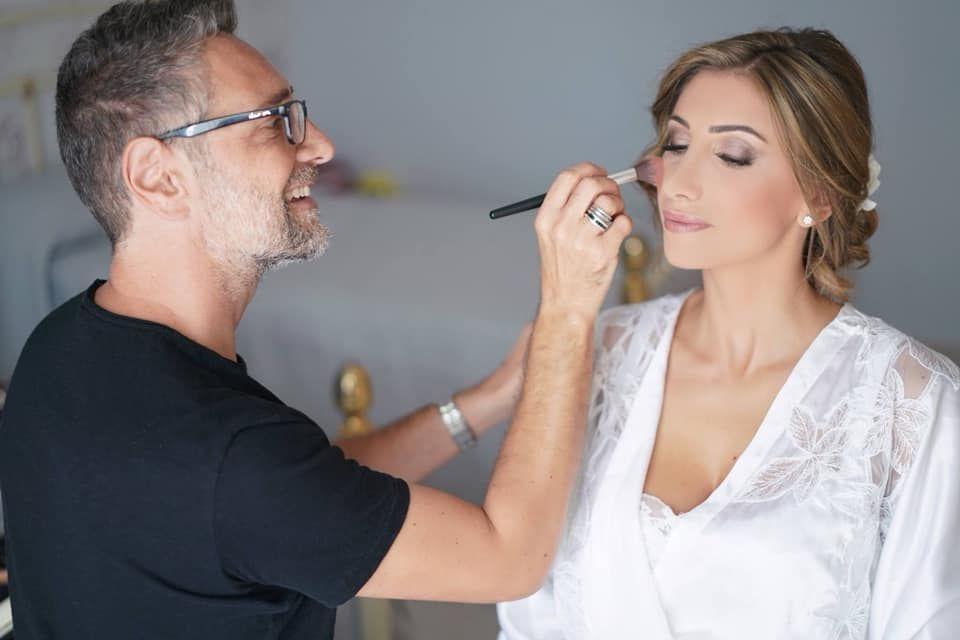 Francesco Riva Make-up