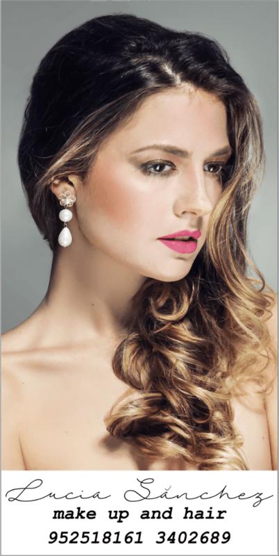 Lucía Sánchez Make Up