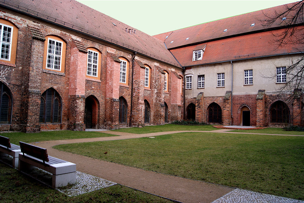 Rittersaal mit Kreuzgang und Friedgarten | DOMEVENTS