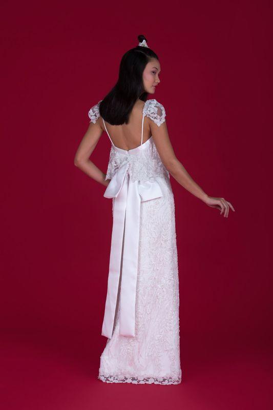 Vestido Kokeshi