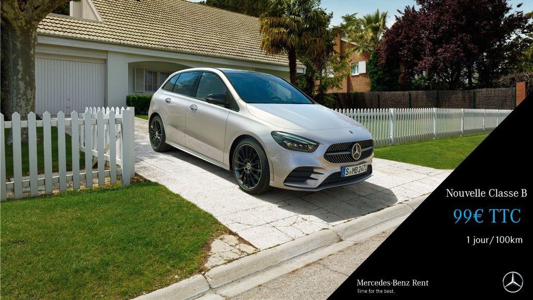 Mercedes-Benz Rent Bellerive-sur-Allier