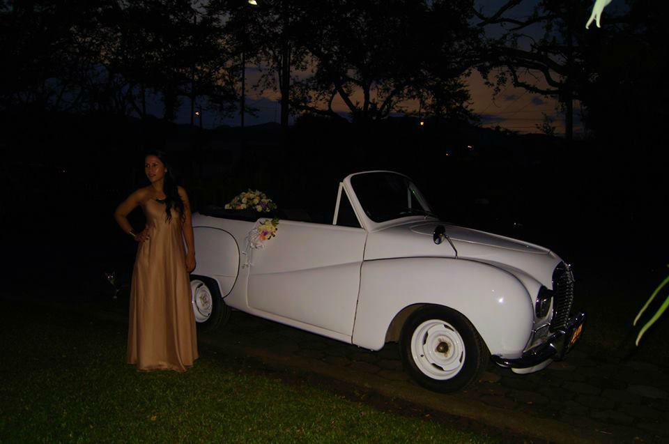 Autos para Matrimonios - Cali