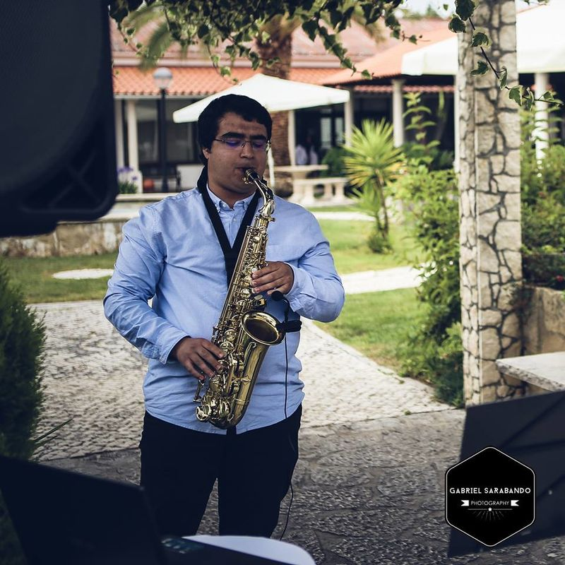 Saxofonista Nuno Cipriano - Casamentos