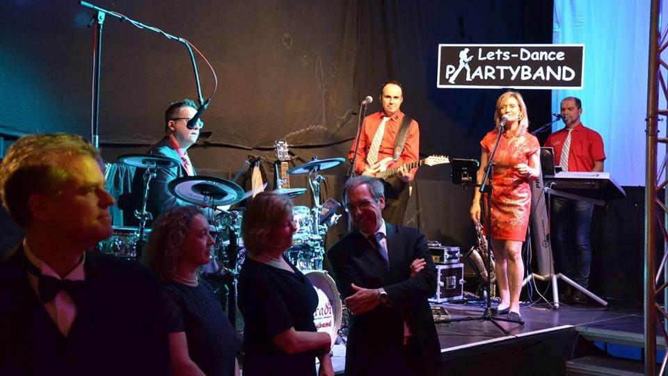 Hochzeitsband Lets-Dance-Partyband
