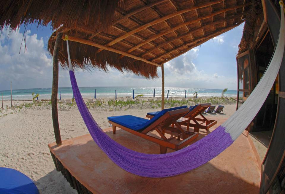 Retiro Maya, hotel ecológico en Tulum