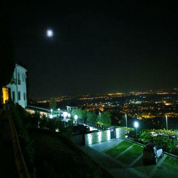 Notturno al castello degli Angeli