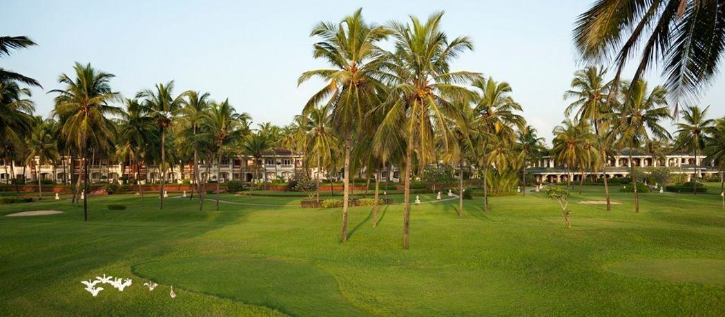 The Taj Exotica Hotel & Resort