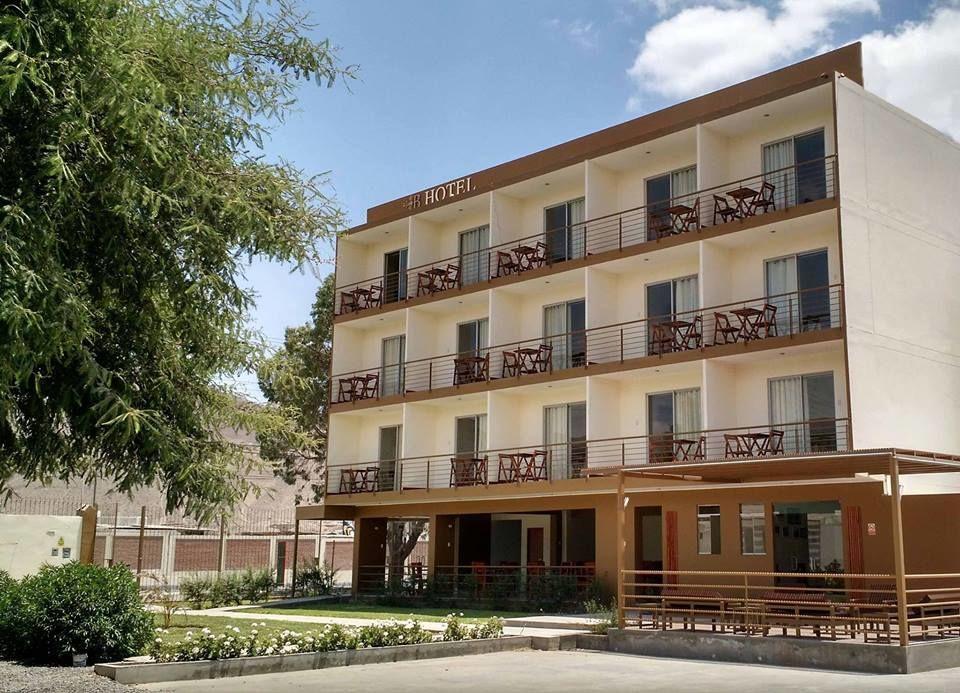 BHotel Nazca Suites
