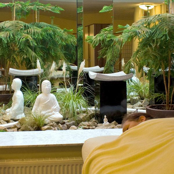Beispiel: Wellness, Fotoo: AKZENT Hotel Saller See.