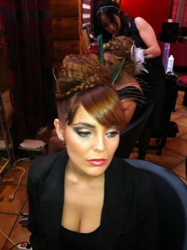 Behadas - Maquillaje