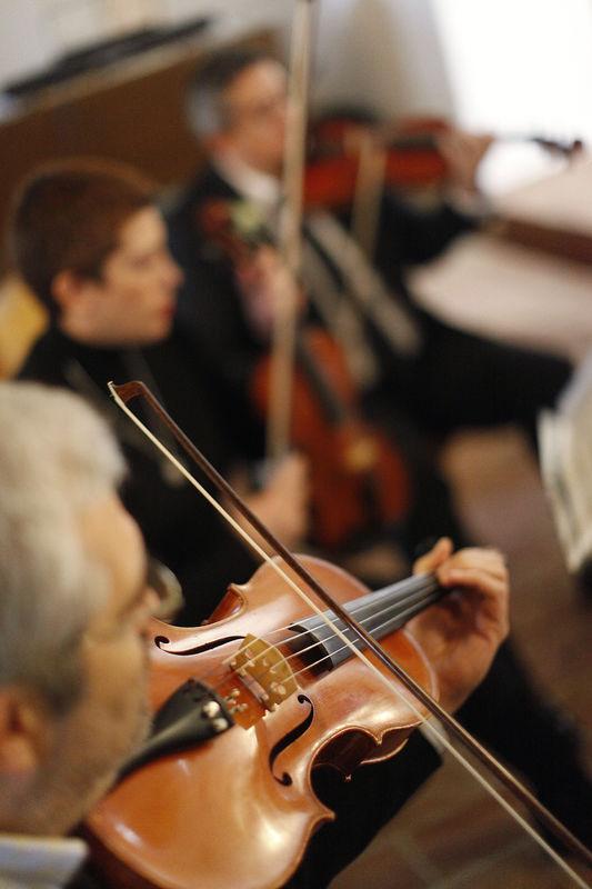 Trio d'archi e tantissime altre formazioni per la cerimonia con la musica classica www.dejavumusica.it