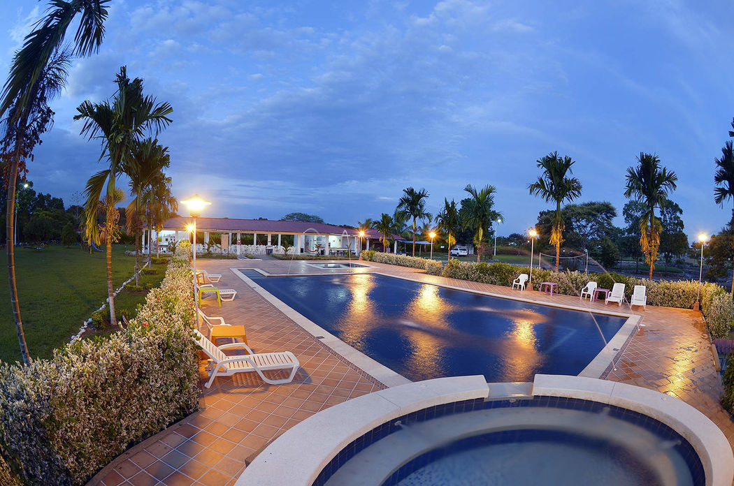 Hotel Campestre Polangy