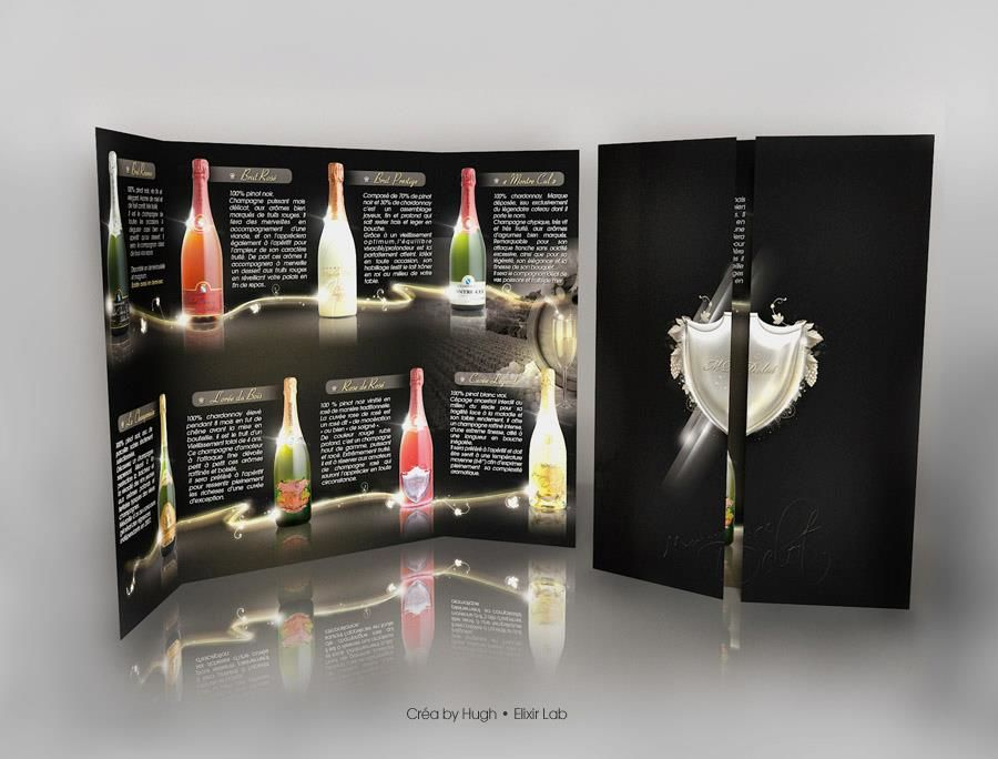 La gamme Champagne Maurice Delot