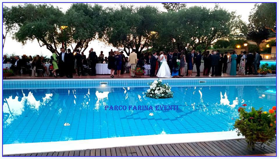 Parco Farina - Una terrazza su Caserta