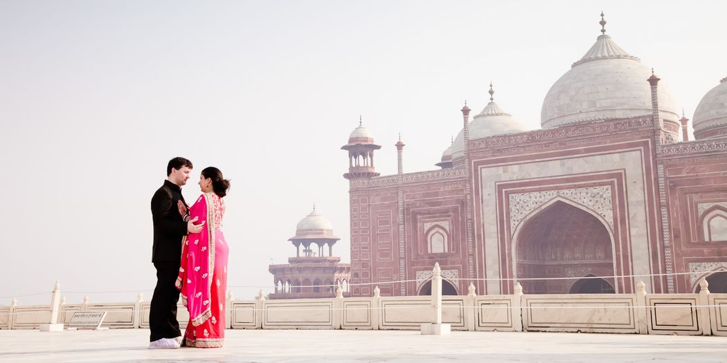 Traumhochzeit in Indien. Hochzeitsfotograf: Steven Lin - www.myshoot.at
