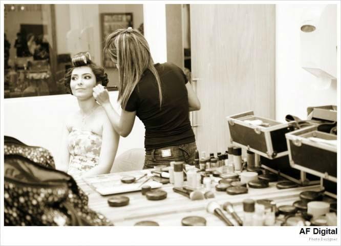 Nina Cabeleireiros. Foto: AF Digital