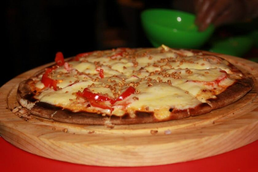 Artesanal Pizza