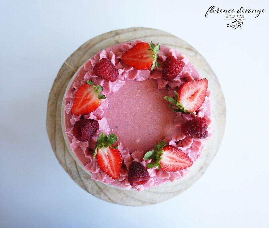Florence Devouge Sugar Art