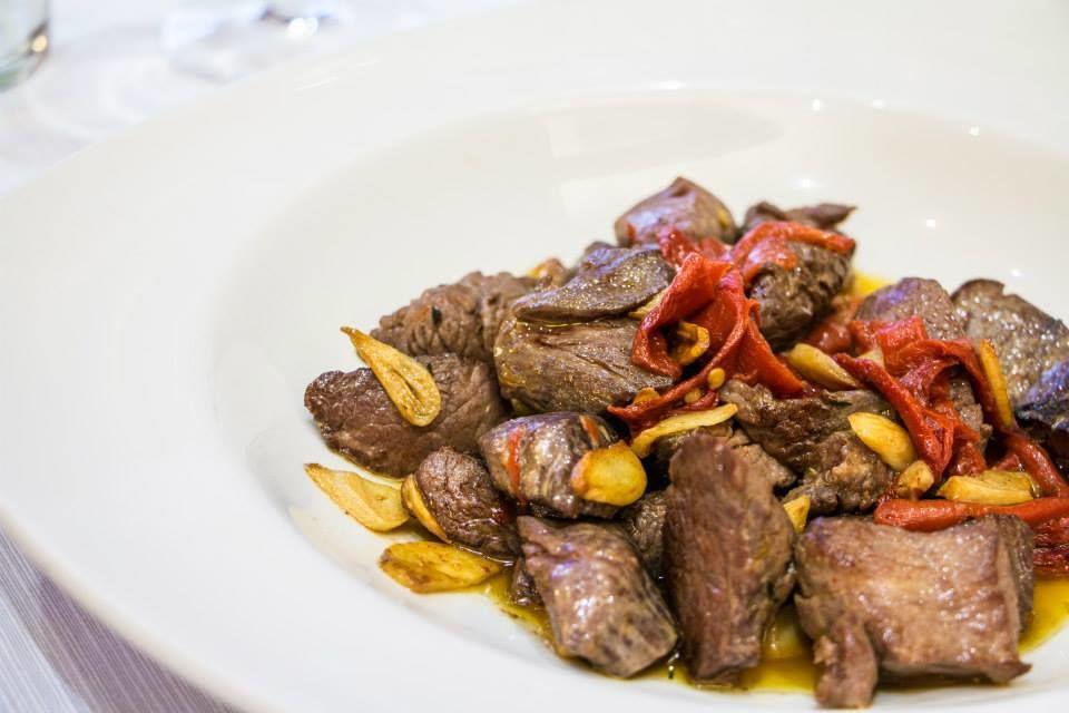Restaurante Txalaparta