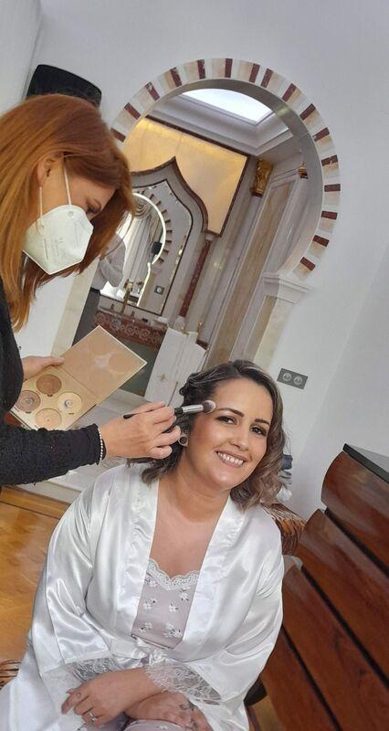 Sara M. Bridal Beauty