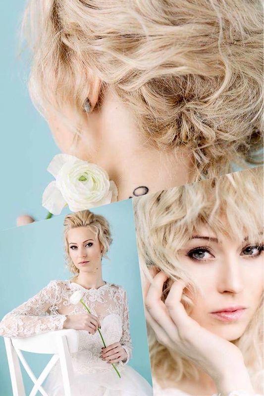Sylwia Rudnicka - stylizacja włosów