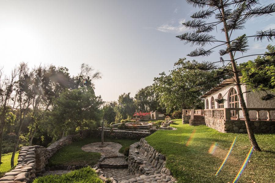 Darenas -  Hacienda
