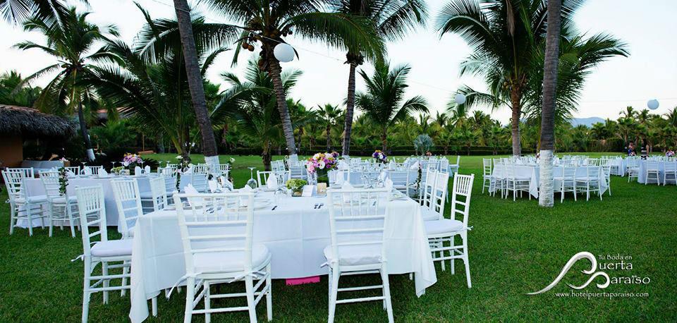 Hotel Puerta Paraíso para que celebres tu boda en Zihuatanejo