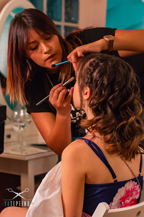 Yatepeino.com Maquillaje