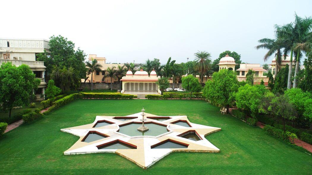 jüSTa Rajputana Resort and Convention Centre