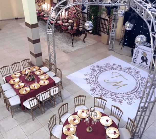 Glamour Festas e Eventos
